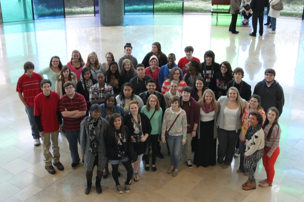 Field Trip to the Indianpolis Museum of Art